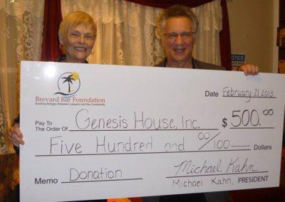 Genesis House, Inc.